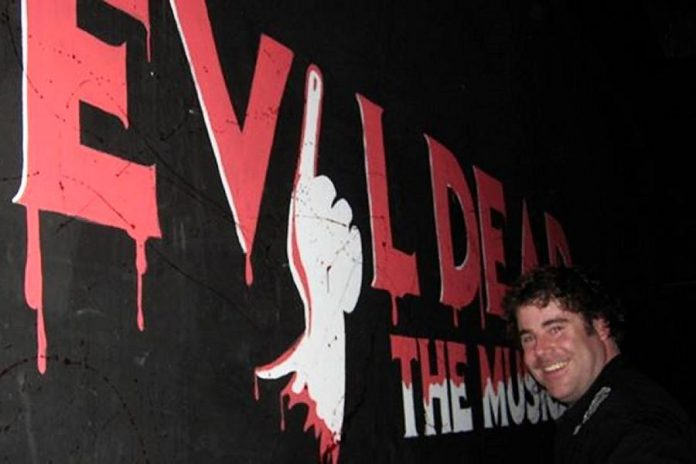 "In 2003, George Reinblatt (pictured) wrote the book and lyrics for ""Evil Dead The Musical"" and co-wrote the music with Christopher Bond, Frank Cipolla, and Melissa Morris. Since then, the musical has been performed Off-Broadway and at 300 productions all over the world."
