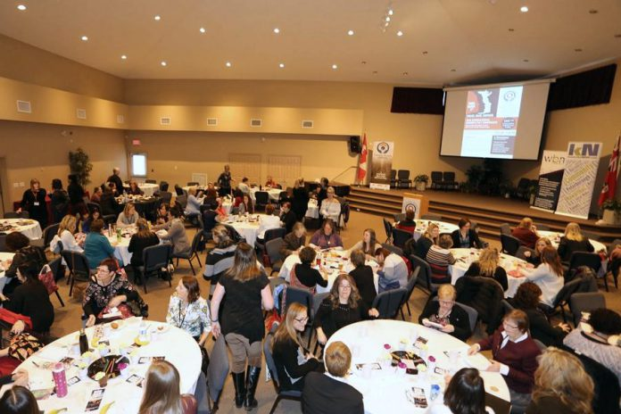 The third annual International Women's Day Conference Peterborough takes place on Friday, March 8, 2019 at Ashburnham Reception Centre in Peterborough. (Photo:  International Women's Day Conference Peterborough)
