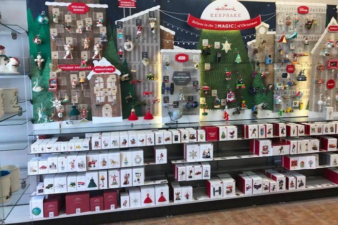 Lakefield IDA Pharmacy offers Hallmark Gold Crown Keepsake Ornaments and more. (Photo: Lakefield IDA Pharmacy / Facebook)