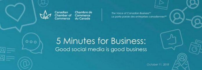 5 Minutes For Business: Good Social Media Is Good Business