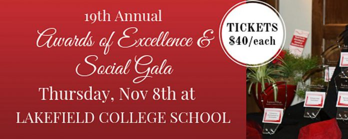 19th Annual Awards Of Excellence & Social Gala