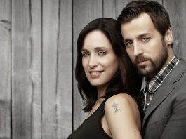 """Canadian musical couple Chantal Kreviazuk and Raine Maida are bringing their musical collaboration """"Moon vs. Sun"""" to Showplace Performance Centre in Peterborough on October 23, 2018. (Publicity photo)"""