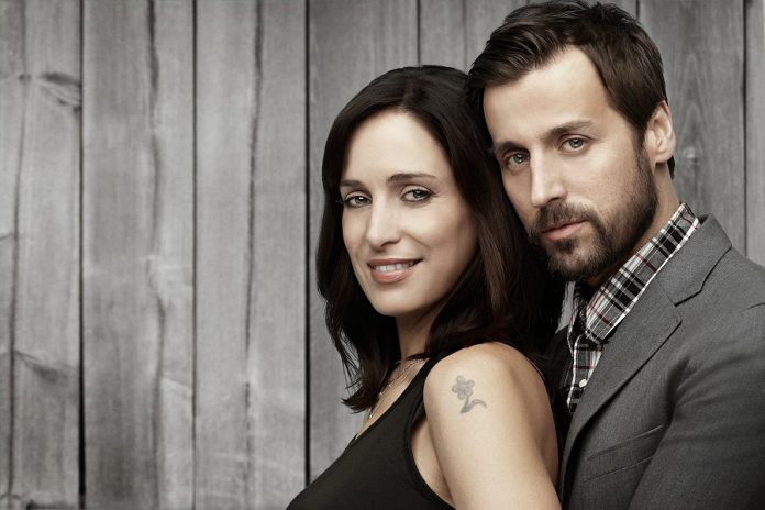 "Canadian musical couple Chantal Kreviazuk and Raine Maida are bringing their musical collaboration ""Moon vs. Sun"" to Showplace Performance Centre in Peterborough on October 23, 2018. (Publicity photo)"