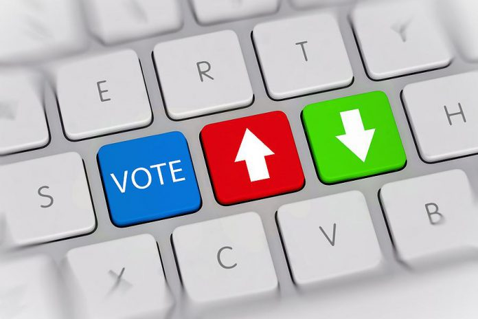 For most municipalities in the Kawarthas, the 2018 municipal election will be conducted electronically through internet and telephone voting only.