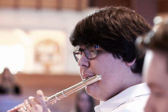 Kawartha Youth Orchestra musician Tyler Evans-Knott will perform with the Peterborough Symphony Orchestra during the 2018-19 season as the PSO-KYO Apprentice. (Supplied photo)