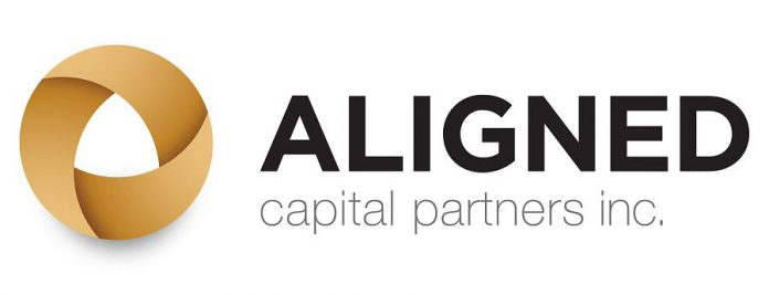 Aligned Capital Partners Inc. is an investment firm based in Burlngton with its roots in Peterborough. The company is donating $10,000 to the YMCA of Central East Ontario for its Strong Kids Campaign.