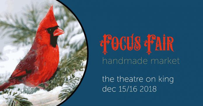 Focus Fair Holiday Arts and Craft Sale