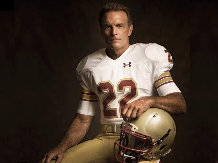 Former quarterback Doug Flutie is the brand ambassador for Peterborough video game comapny Canuck Play's latest game franchise, Maximum Football. (Photo: Flutie Foundation / Facebook)