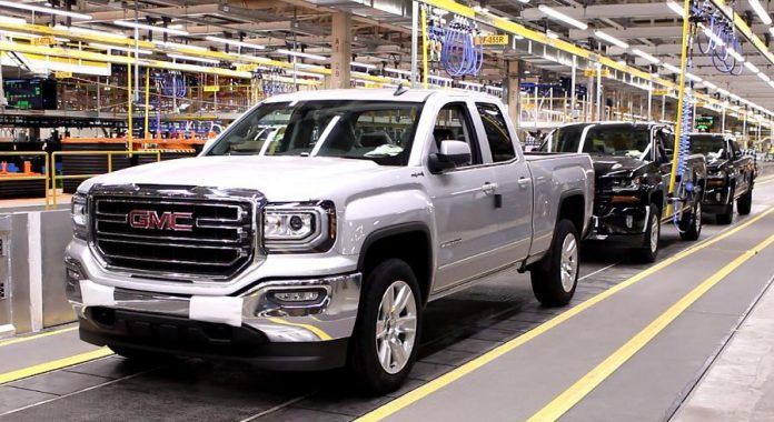 General Motors is closing its Oshawa assembly plant as part of a global restructuring to focus on the production of electric vehicles. The Oshawa plant assembles the Chevrolet Impala, Buick Regal, Cadillac XTS, and Chevrolet Equinox, and completes final assembly work on Chevrolet Silverado and GMC Sierra trucks. (Photo: GM Canada)
