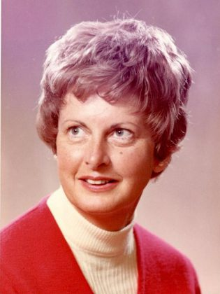 Dorothy Helen (Williamson) Mead passed away on October 23, 2018. (Photo: Mead family)