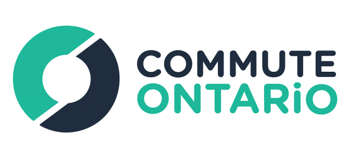 The Commute Ontario logo.  (Graphic courtesy of Commute Ontario)