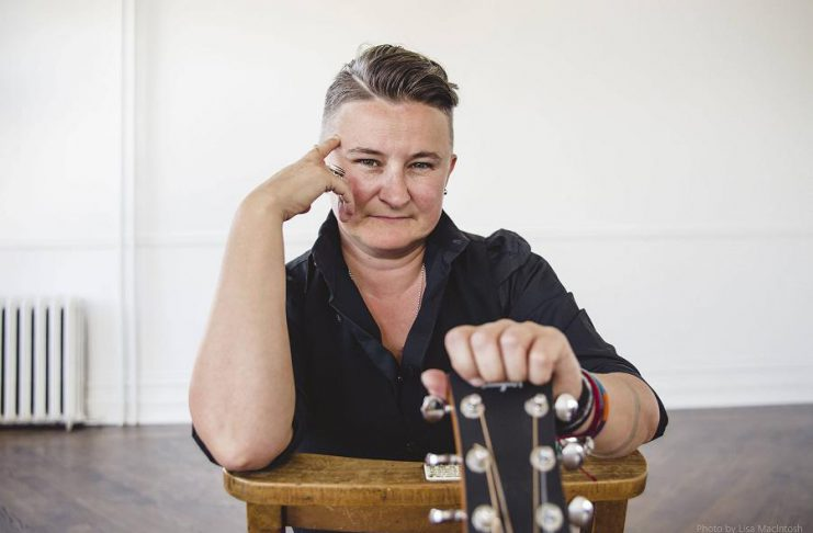 A native of Ireland now living in PEI, Irish Mythen brings her heartfelt and powerful songs to the stage of the Market Hall in Peterborough on November 21, 2018. Toronto singer-songwriter Jory Nash will be opening. (Publicity photo)