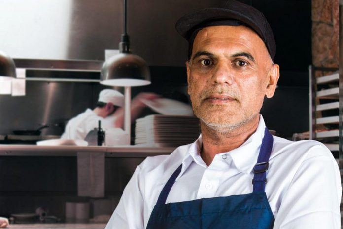 Chef S. Rahman of Taste of Agra has almost 40 years' experience in the restaurant industry. Prior to Taste of Agra's soft launch in October, there were no Indian restaurants in Cobourg. (Photo: Taste of Agra)