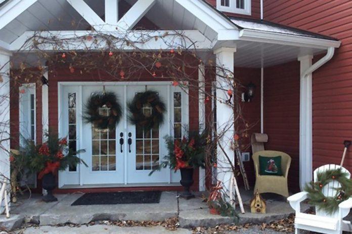 Buckhorn Holiday Home Tour