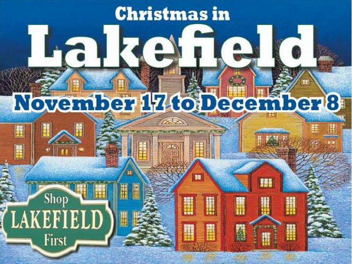 Christmas In Lakefield