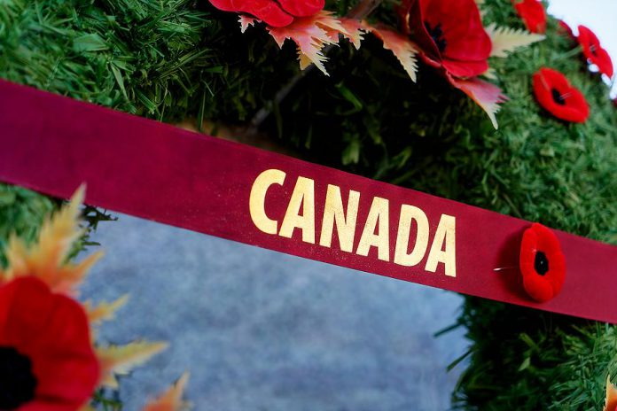 Members of the Kawartha Chamber of Commerce & Tourism will be laying wreaths at Remembrance Day ceremonies across the area this week.
