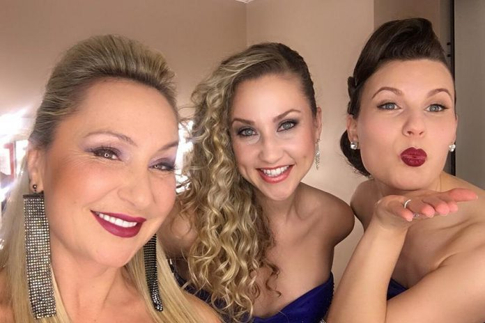 The award-winning trio ViVA performs at the at Bryan Jones Theatre in Lakefield on November 9, 2018. (Photo: ViVA)