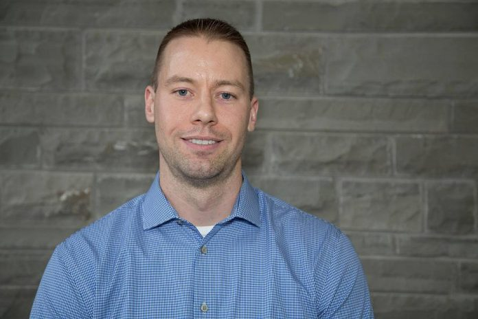 Dr. Alex Weiler, Emergency Department physician at Peterborough Regional Health Centre. (Supplied photo)