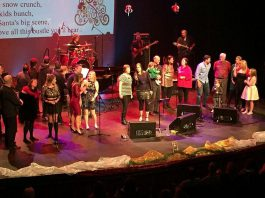 The Foley family and friends, with the support of Showplace Performance Centre, present the 15th annual A Cozy Christmas on December 15, 2018 at Showplace in downtown Peterborough. The concert will raise funds to pay each teacher at a small village school in the West African country of Liberia one month's wages. (Supplied photo)