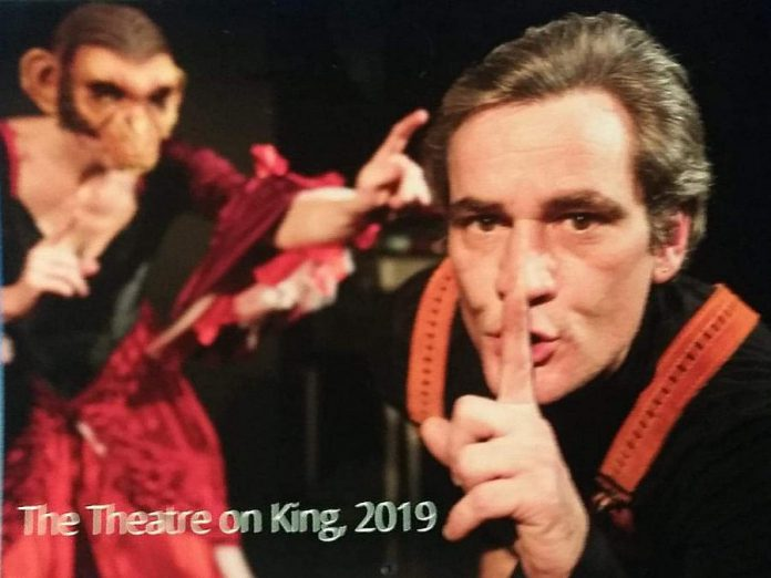 Andy Carroll's photos are featured in the The Theatre On King's 2019 calendar. The calendar costs $30, with proceeds split equally between Andy and the theatre. (Photo of calendar cover supplied by Ryan Kerr)