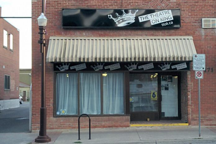 The Theatre on King's new and larger location at 171 King Street in downtown Peterborough. (Photo: kawarthaNOW.com)