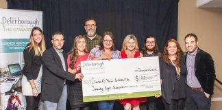 Seven Peterborough-area entrepreneurs have received $28,000 in grants as part of the sixth intake the Starter Company Plus program, funded by the Government of Ontario and administered by the Peterborough & the Kawarthas Business Advisory Centre. (Photo: Peterborough & The Kawarthas Economic Development)