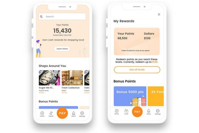 Ribitt is a free mobile rewards app currently partnering with more than 30 businesses in Peterborough and more than 100 in Toronto, Ribitt has raised $600,000 in seed round funding to expand in 2019. (Graphics: Ribitt)