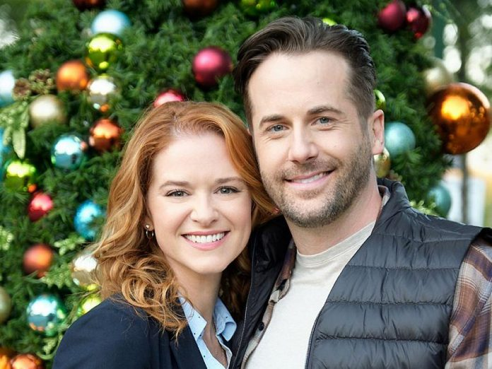 "Peterborough native Carley Smale wrote the screenplay for ""Christmas Pen Pals"", starring Sarah Drew (best known as Dr. April Kepner in the TV series ""Grey's Anatomy""). The new TV movie will premiere on December 15th in the United States on the Lifetime channel, followed by the Canadian premiere on December 22nd on Super Channel. (Supplied photo)"