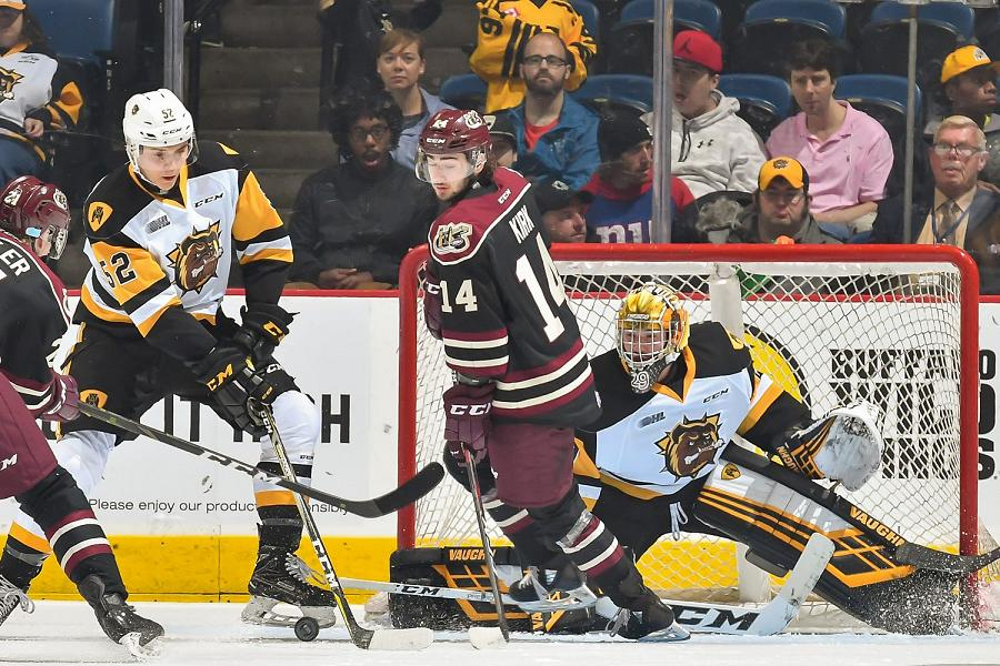 ac788c087 Peterborough Petes  Liam Kirk featured in The New York Times ...