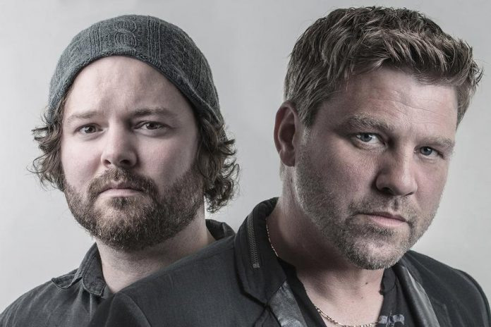 Dave Wasyliw and Chris Thorsteinson of Doc Walker. (Publicity photo)