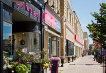 The City of Kawartha Lakes' Million Dollar Makeover offers up to 50 per cent in matching funding for properties that completed a Downtown Revitalization project, including Lindsay (pictured), Omemee, Coboconk, Norland, and Fenelon Falls. The initiative is also offering loans to property and business owners across the City of Kawartha Lakes at a low interest rate over a five-year term. (Photo courtesy of the City of Kawartha Lakes)