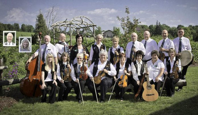 Photo: Donegal Fiddlers Orchestra.