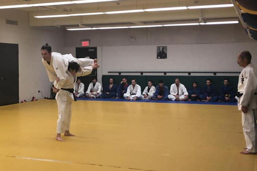 Trent Judo Club celebrates its first female black belt | kawarthaNOW