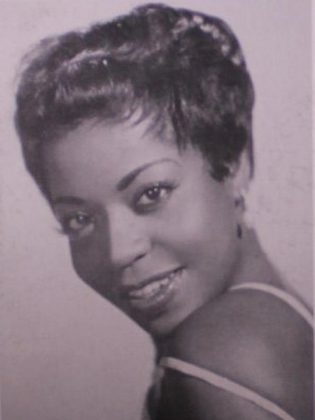 Ada Lee in 1961.