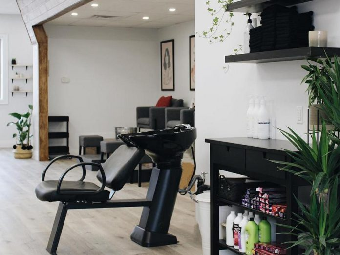Nicole Turco and Nicole York have teamed up to open Juniper, a new beauty salon in Peterborough's East City. (Photo: Juniper)