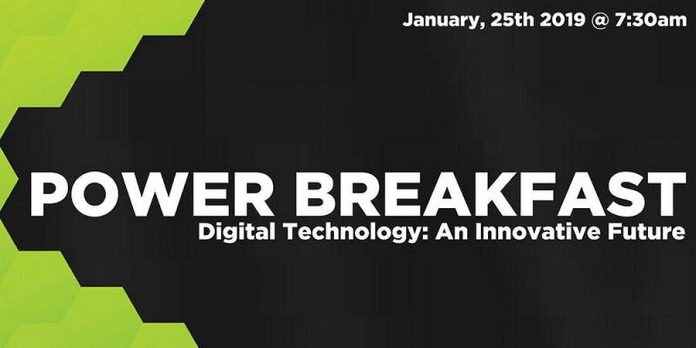 Power Breakfast: Digital Technology, An Innovative Future