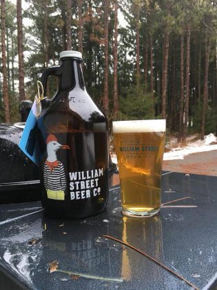 William Street Craft Beer Company is one of the beverage providers at the Northumberland Fire & Frost Festival. (Photo: William Street Craft Beer Company)
