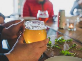 The Northumberland Fire & Frost Festival, taking place at Cobourg's Dalewood Golf Course on February 16th and 17th, is a celebration of craft beer, cider, food, music, and winter fun. (Photo: William Street Beer Company)