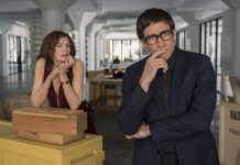 "Rene Russo and Jake Gyllenhaal star in ""Velvet Buzzsaw"", a mind-bending thriller set in the contemporary art world scene of Los Angeles where big money artists and mega-collectors pay a high price when art collides with commerce. The Netflix-produced film premieres on Netflix Canada on February 1, 2019. (Photo: Netflix Canada)"