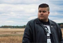 Local Anishinaabe singer-songwriter Cale Crowe is performing in downtown Peterborough at the Publican House Brewery on Friday, January 25 and at The Social on Wednesday, January 30. (Photo: Cale Crowe / Facebook)
