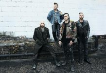 Three Days Grace (Barry Stock, Neil Sanderson, Matt Walst, and Brad Walst), formed in Norwood in 1997, have received three nominations for the 2019 Juno Awards. (Publicity photo)