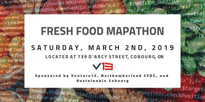 Fresh Food Mapathon