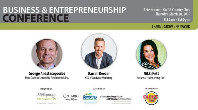 Business & Entrepreneurship Conference in Peterborough
