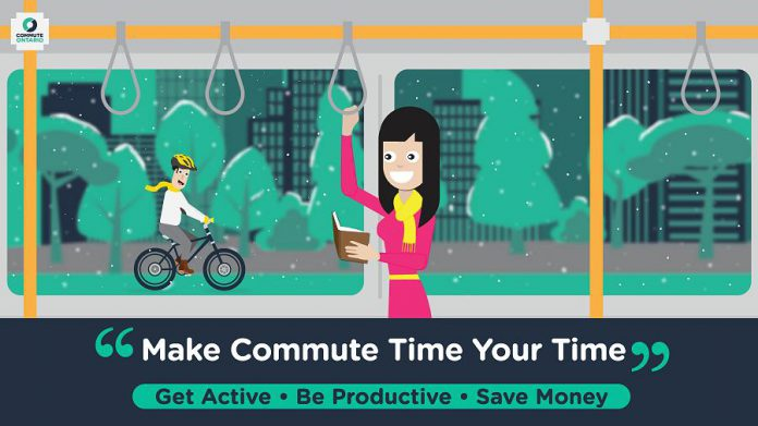 Commute Ontario's goal is to eliminate 20 million kilometres of vehicle travel over three years, by encouraging more Ontarians to walk, cycle, take public transit and carpool to and from work rather than driving alone each day. (Graphic: Commute Ontario)