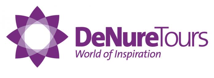 DeNure Tours logo