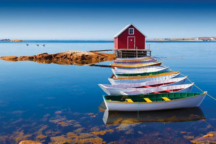 There's something about the province's wild wonders and culture that makes the destination a true paradise for travellers. Pictured is Fogo Island, the largest of the offshore islands of Newfoundland and Labrador. (Photo courtesy of Newfoundland Tourism)