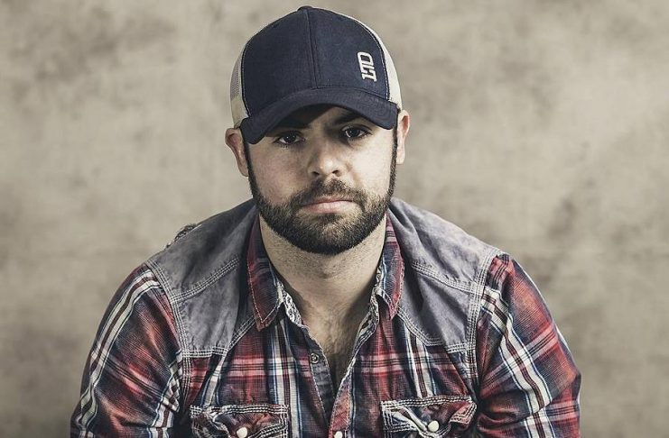 Peterborough country musician Dean James is performing at the Pie Eyed Monk Brewery in Lindsay, with special guests Jesse Adam and Cameron Von, on Saturday, February 16. (Publicity photo)