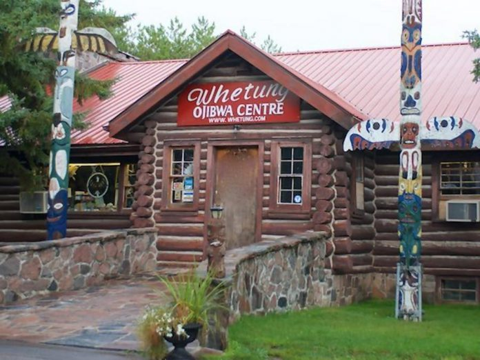 Whetung Ojibwa Centre at Curve Lake First Nation offers a spectacular collection of crafts, fine art, and much more from artisans from Curve Lake and from across Canada. (Photo courtesy of Whetung Ojibwa Centre)