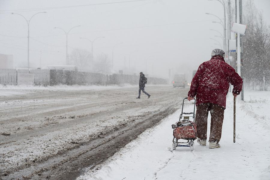 Winter Storm Southern Ontario: Winter Storm Warning In Effect, School Buses Cancelled