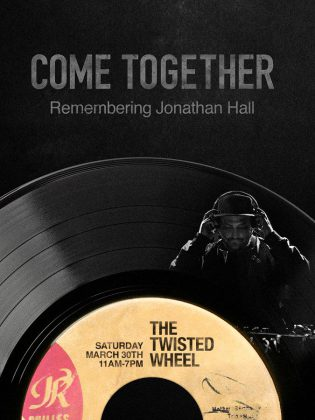 A celebration of the life of Jonathan Hall will take place from 11 a.m. to 7 p.m. on Saturday, March 29, 2019 at The Twisted Wheel (377 Water St., Peterborough). Please bring your photos, music, art and memories and join Jonathan's family as we honour our friend.